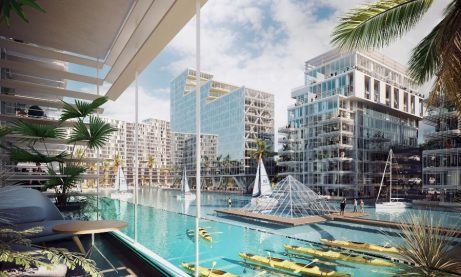 Forty Management starts selection process for the hotel in the Central District Lagoon City project