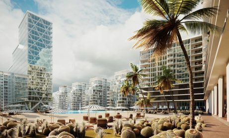 "Bucharest Journal: New mixed-use development in Romania will offer tropical ""lagoon"" environment"
